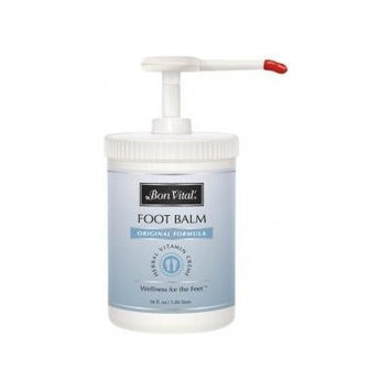 Bon Vital Foot Balm - 36 oz pump