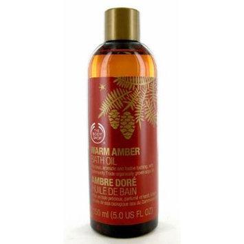 THE BODY SHOP® Warm Amber Bath Oil