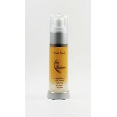 Youth Serum Anti-Aging with Ubiquinone 4% Ubiquinone and 20% Argireline. Also contains DMAE, Hyalronic Acid, Jojoba, Aloe Vera extract, and so much more. PARABEN FREE! New heat sealed airless 1 oz/30ml bottle.