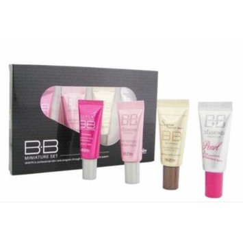 Skin79 BB Cream Miniature Mini Set (Black) 5g x 4