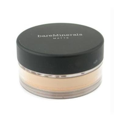 bareMinerals MATTE SPF 15 Foundation with Click, Lock, Go Sifter - Golden Medium