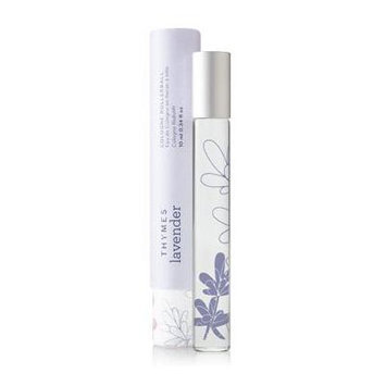 Thymes Lavender Cologne Rollerball 10ml/.34oz