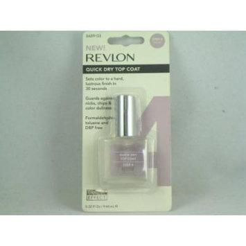 Revlon Expert Effect Quick Dry Top Coat Step 4