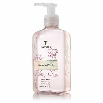 THYMES Kimono Rose Hand Wash 8.25oz