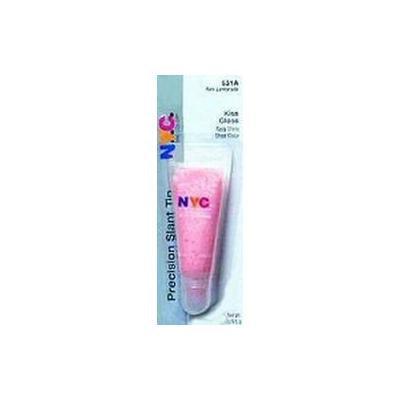 N.Y.C. New York Color Kiss Gloss, Pink Lemonade 531A