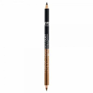 New York Color Eyeliner Duet, a Place in the Sun 884 - 1 Ea