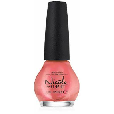 Nicole by OPI Nail Lacquer, You're An Angel, 0.5 Fluid Ounce