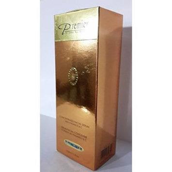Dead Sea Premier Concentrated Facial Serum with Vitamin E & C 1.7 ounce