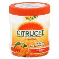 Citrucel Fiber Therapy Powder For Regularity, Methylcellulose, Orange