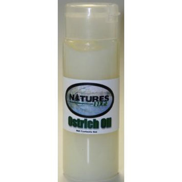 Nature's Pure Ostrich Oil - 4 oz