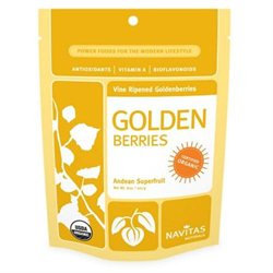 Navitas Naturals Wild Incan Golden Berries - 8 oz - Vegan