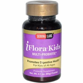 Sedona Labs iFlora Kids Multi Probiotic Powder 2.1 oz