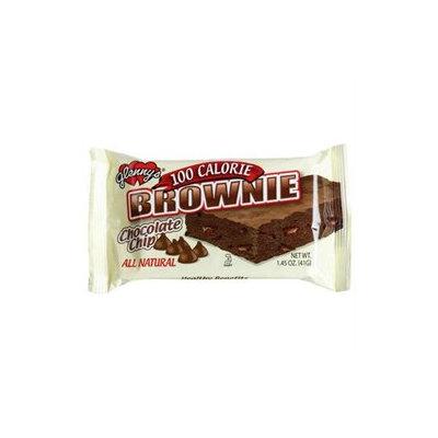 Glenny's All Natural 100 Calorie Brownies-12 per-Box