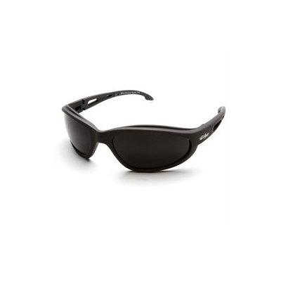 Wolf Peak International TSM216 Safety Glass Black/Smoke Lens Dakura Polarized Se