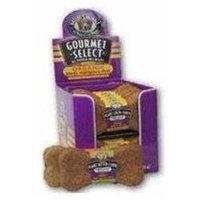 Natures Animals Gourmet Select Organic Bones - Peanut Butter & Carob:
