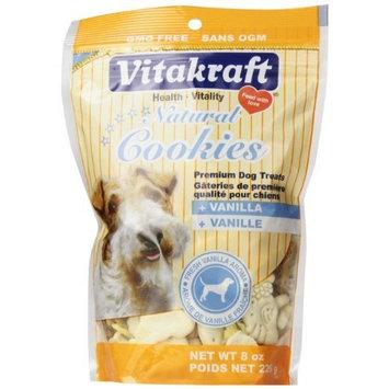 Vitakraft Natural Cookies, 8-Ounce