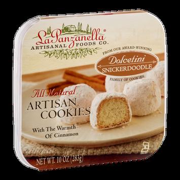La Panzanella Artisan Cookies Dolcetini Snickerdoodle