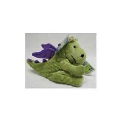 Sherpa Baby Dragon Dog Green 11 inches