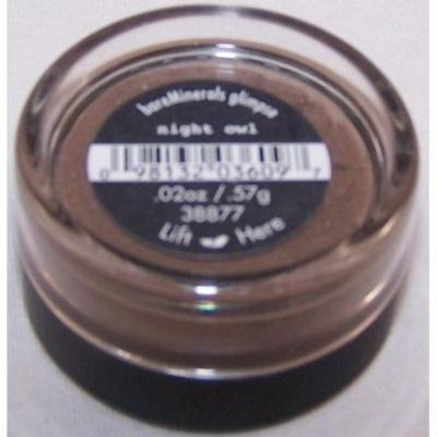 Bare Escentuals Night Owl Glimpse Eyecolor Bare Minerals Eye Color Eyeshadow BareMinerals Eye Shadow .02oz/.57g NEW & SEALED