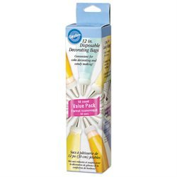 Wilton Disposable Decorating Bags 50 Count Value Pack