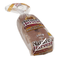Nature's Harvest Bread Butter Top Whole Grain Wheat