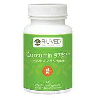 R-u-ved Curcumin 97% 250 mg RUVED 60 VCaps