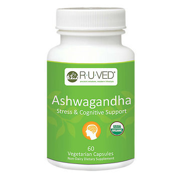 Ashwagandha 500mg RUVED 60 VCaps