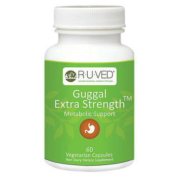 Guggal Extra Strength RUVED 60 VCaps