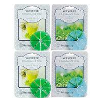 Westinghouse Summer Rain & White Tea 4-piece Fragrance Disk Refill Set