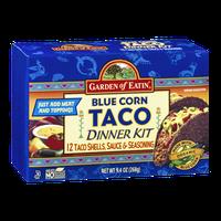 Garden Of Eatin' Blue Corn Taco Dinner Kit - 12 CT