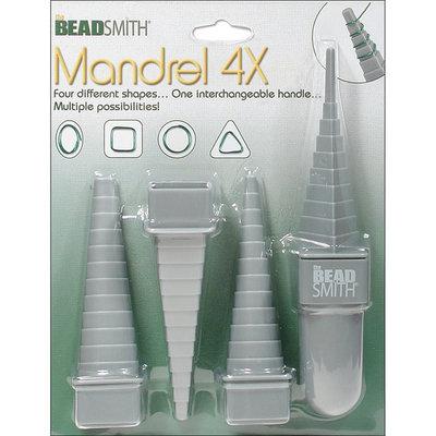 Beadsmith MAN1000 Plastic Multi Mandrel - Craft Storage