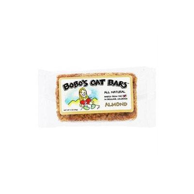 Bobos Oat Bars Almond All Natural Wheat Free Oat Bar, 3 oz