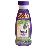 Zola Acai Acai Juice, Original, 12 oz