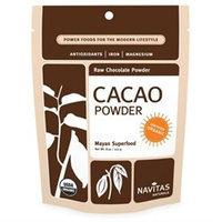 Navitas Naturals Cacao Powder, Organic Raw, 8 oz