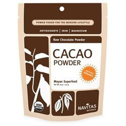 Navitas Naturals Cacao Powder, Organic Raw, 8 oz