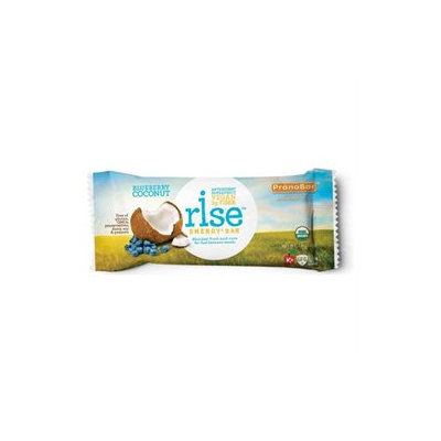 Super Charger Bar Organic Blueberry Coconut, 12 bars