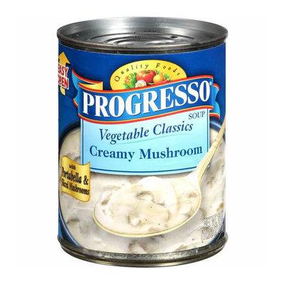 Progresso : Creamy Mushroom Soup Vegetable Classics
