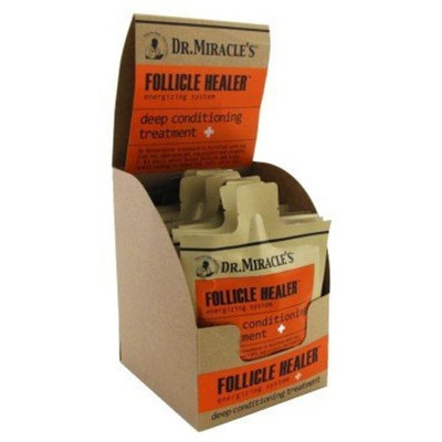 Dr. Miracle's Follicle Healer Deep Conditioning Packet