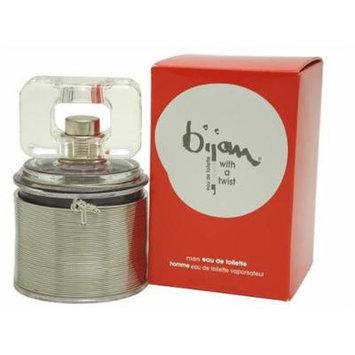 Bijan With A Twist By Bijan For Men. Eau De Toilette Spray 1.7 Ounces