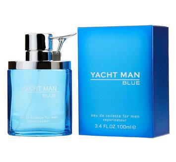 MYRURGIA YACHT MAN BLUE Eau De Toilette Spray