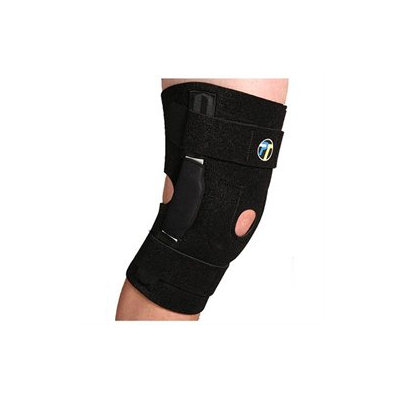 Protec Pro-Tec Athletics Pro-Tec Hinged Knee Brace Black, XXL
