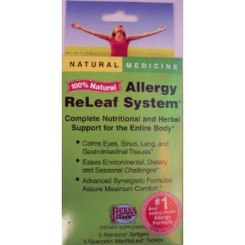 Allergy ReLeaf System 10 Count