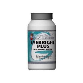 Eyebright Plus - Natural Eye Remedy - 100 Capsules