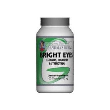 Bright Eyes - All Natural Vision Enhancer - 100 Capsules