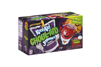 Kool-Aid Jammers Ghoulaid Scary Blackberry Pouches