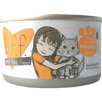 Best Feline Friend Cat Food, Tuna & Salmon Soulmates Recipe, 5.5-Ounce Cans (Pack of 16)