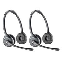 Plantronics Spare W720 Duo 83322-11 (2-Pack) Spare Stereo Wireless Headset