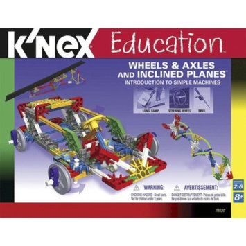 K'nex K'NEX Education Introduction to Simple Machines Wheels Axles and