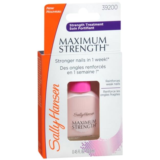 Sally Hansen® Maximum Strength Nail Treatment