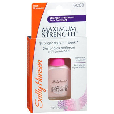 Sally Hansen Maximum Strength Nail Treatment